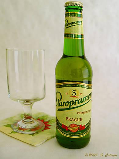 Czech Republic-Staropramen Premium Beer