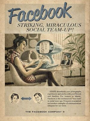 Fejsbok poster