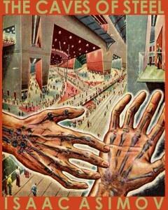 Isak Asimov Pod čeličnim nebom