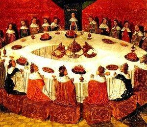 Kralj Artur i vitezovi okruglog stola