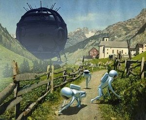 invazija vanzemaljaca SF