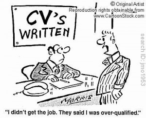CV za starije