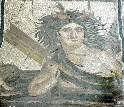 grčka boginja Talasa