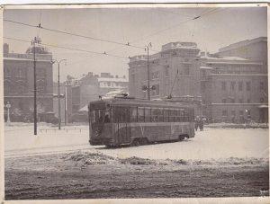 zima u Beogradu nekada