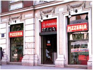 prva picerija U Beogradu