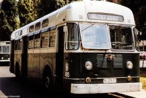 Autobus marke Lejland