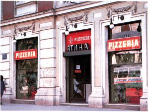 Beograd prva picerija Atina