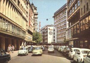 Beograd sredinom 20. veka