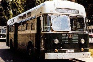 Beogradski autobus marke Lejland