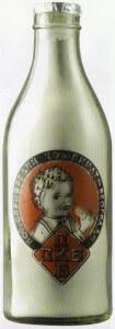 mleko PKB u staklenim flašama