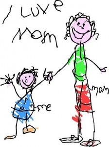 mama volim te