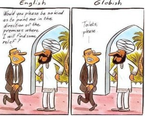 globalni jezik
