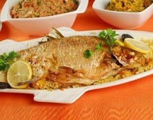 riba posna slava