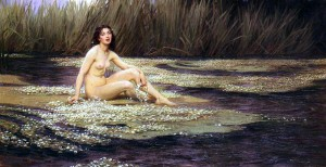 Draper_Herbert_James_The_Water_Nymph