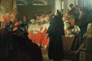Martin Luter reformator nemačkog jezika