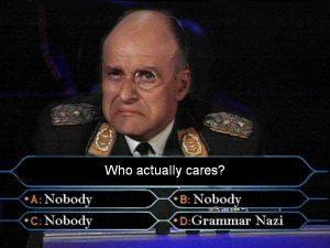 objašnjenje grammar nazi