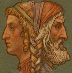 Janus rimsko božanstvo