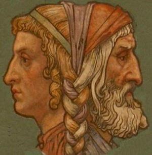 Janus rimsko božanstvo Jarilo