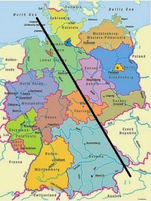 doseljavanje Nemaca na teritoriju Srba