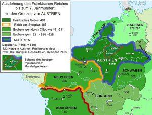 širenje franačke države