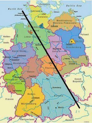 Nemci Pordiru Na Istok Nemacko Naseljavanje Danasnje Teritorije