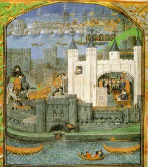 srednjovekovna životinjska menažerija