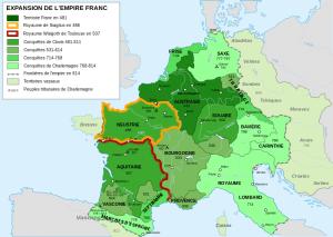 Franačko carstvo bečko-berlinska škola