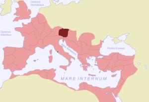 Noricum sloveni u rimskom carstvu