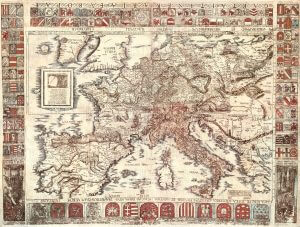 Evropa 1520 god