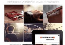 Portfolio-word-press-tema