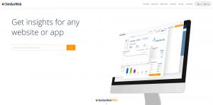 besplatna analitika sajta SimilarWeb