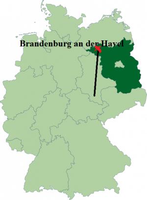 drevni srpski gradovi Brandenburg