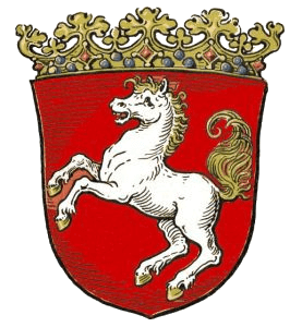 simbol Triglava grb Westfalen