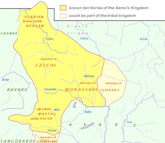 Samovo srpsko carstvo