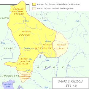 Samovo-srpsko carstvo