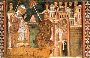 Konstantinova darovnica-važan falsifikat koji je uticao na istoriju Evrope