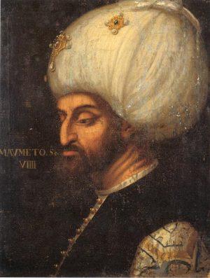 Mehmed II, Veroneze