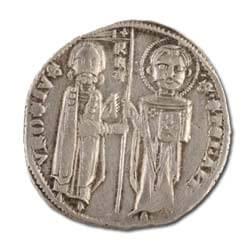 srebrni novac Stefana Milutina
