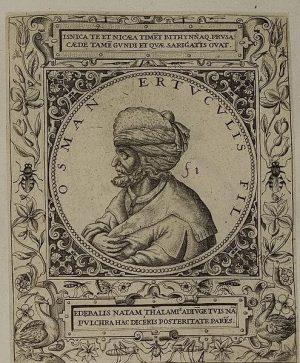 Osman I osnivač Osmanskog turskog carstva