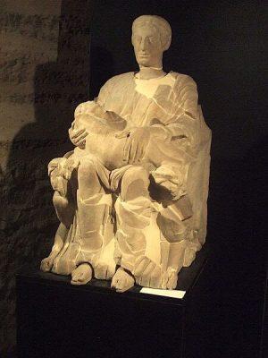 Etrurska boginja Mater Matuta