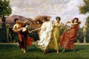 Hore boginje grčke značenje reči