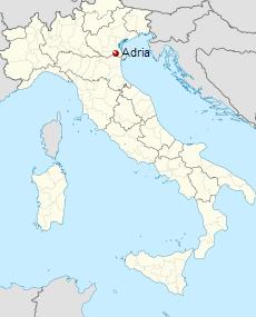 Adria grad u Italiji