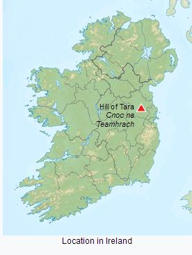 Tara mitsko brdo irskih vladara