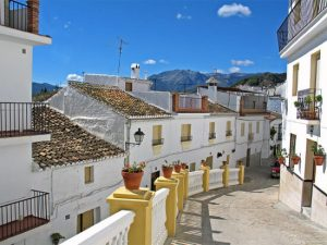 španska sela izraz objašnjenje