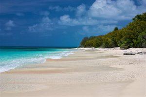 Bikini atol plaža