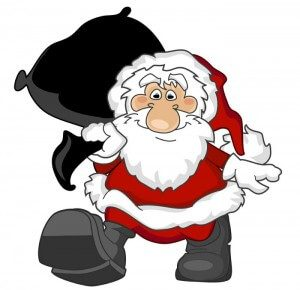 Deda Mrazovo crveno odelo