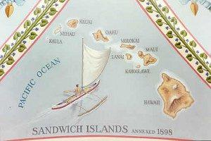 Havaji ostrva sendviča