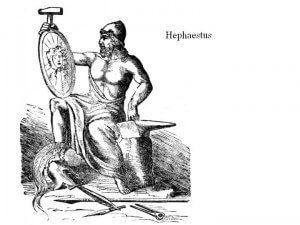 Hefest grčki bog Afroditin suprug