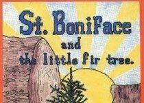 Novogodišnja jelka i Sveti Bonifacije
