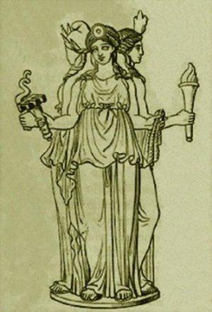Trivia rimska boginja